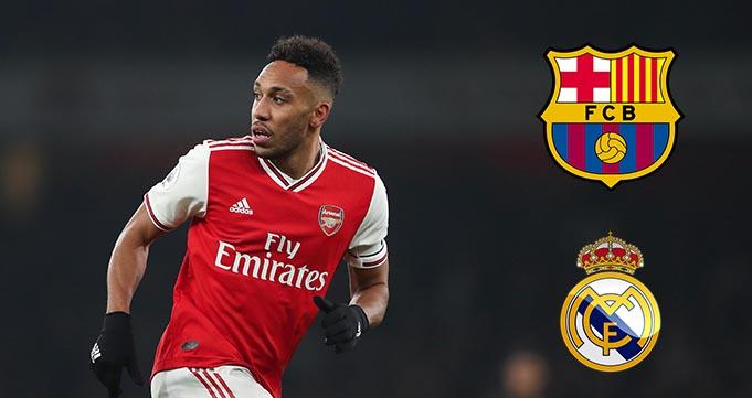 Aubameyang Siap Dilepas Oleh Arsenal