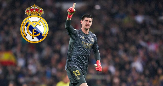 Iker Casillas Inspirasi Kiper Real Madrid Courtois