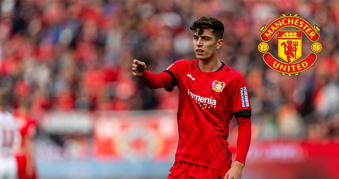 Man United Lebih Baik Incar Kai Havertz