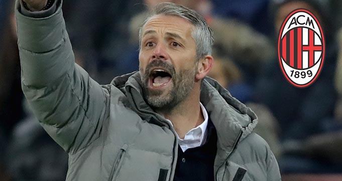 Marco Rose Masuk Kandidat Pelatih AC Milan