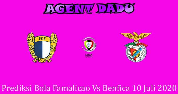 Prediksi Bola Famalicao Vs Benfica 10 Juli 2020