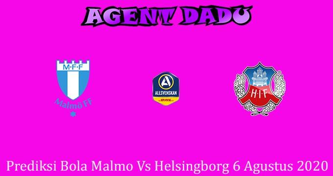 Prediksi Bola Malmo Vs Helsingborg 6 Agustus 2020