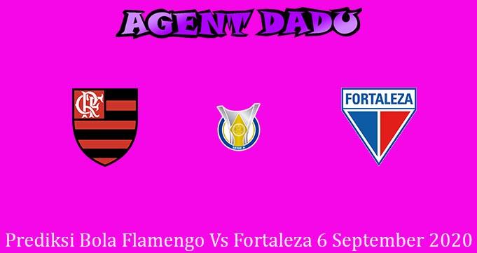 Prediksi Bola Flamengo Vs Fortaleza 6 September 2020