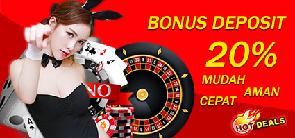 bonus depo casino lotus303