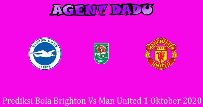 Prediksi Bola Brighton Vs Man United 1 Oktober 2020