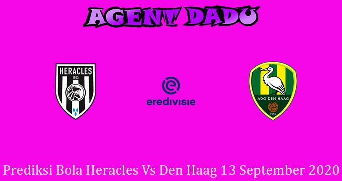 Prediksi Bola Heracles Vs Den Haag 13 September 2020
