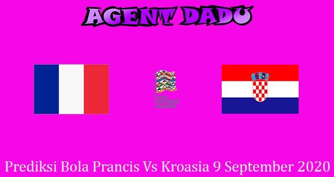 Prediksi Bola Prancis Vs Kroasia 9 September 2020