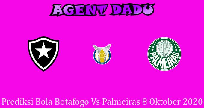 Prediksi Bola Botafogo Vs Palmeiras 8 Oktober 2020