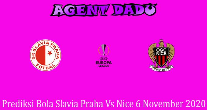 Prediksi Bola Slavia Praha Vs Nice 6 November 2020