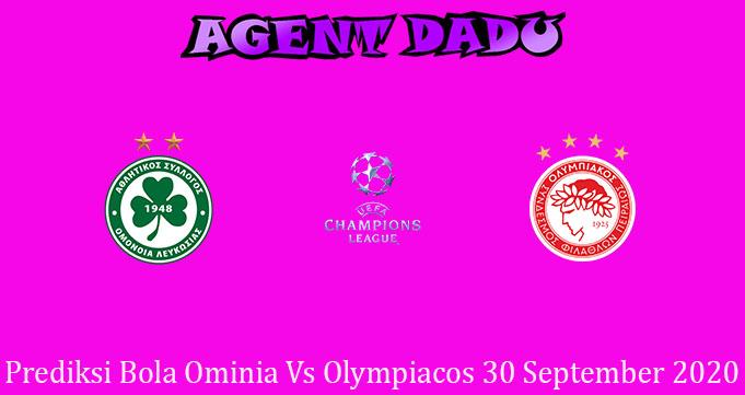 Prediksi Bola Ominia Vs Olympiacos 30 September 2020