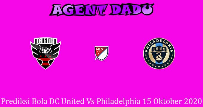 Prediksi Bola DC United Vs Philadelphia 15 Oktober 2020