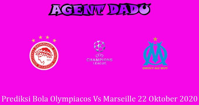 Prediksi Bola Olympiacos Vs Marseille 22 Oktober 2020