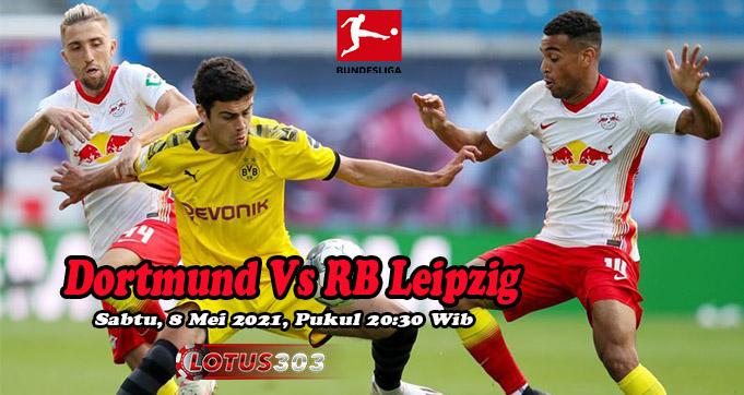 Prediksi Bola Dortmund Vs RB Leipzig 8 Mei 2021