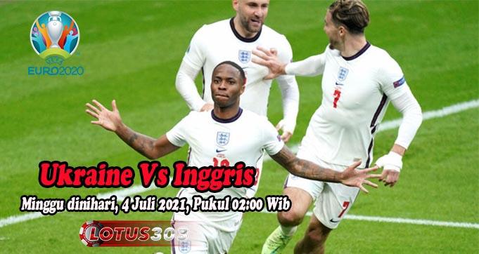 Prediksi Bola Ukraine Vs Inggris 4 Juli 2021