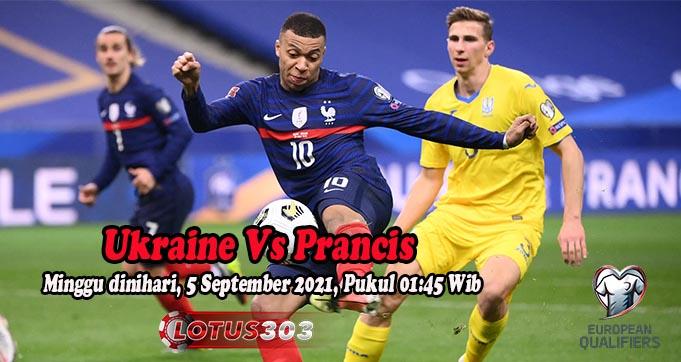Prediksi Bola Ukraine Vs Prancis 5 September 2021