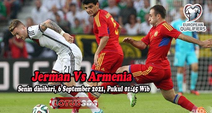 Prediksi Bola Jerman Vs Armenia 6 September 2021